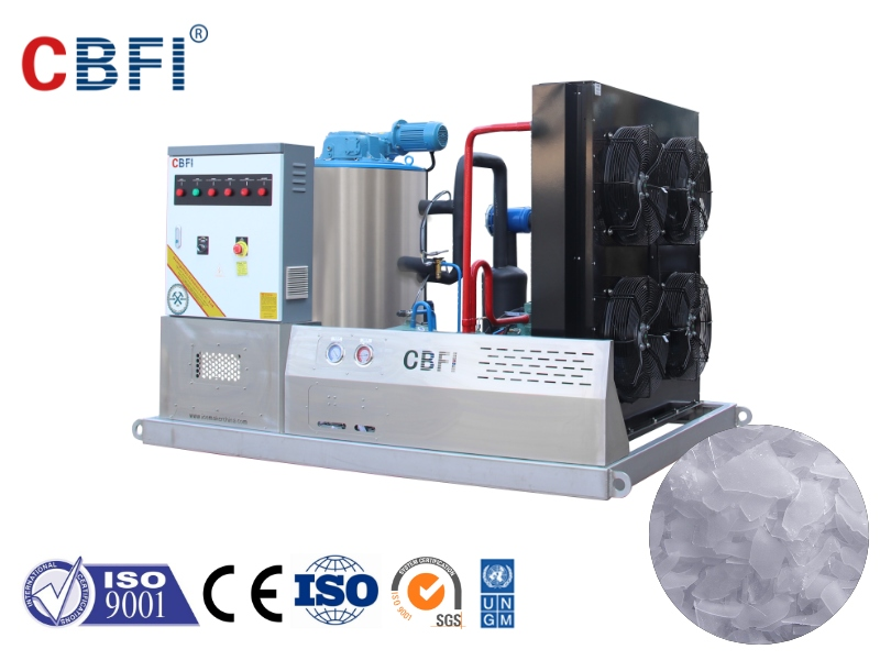 3 ton flake ice making machine