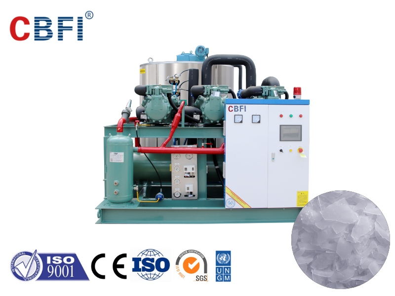 20 ton flake ice making machine