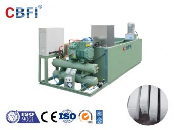 salt water ice block machine