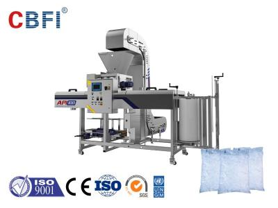 automatic ice placking machine